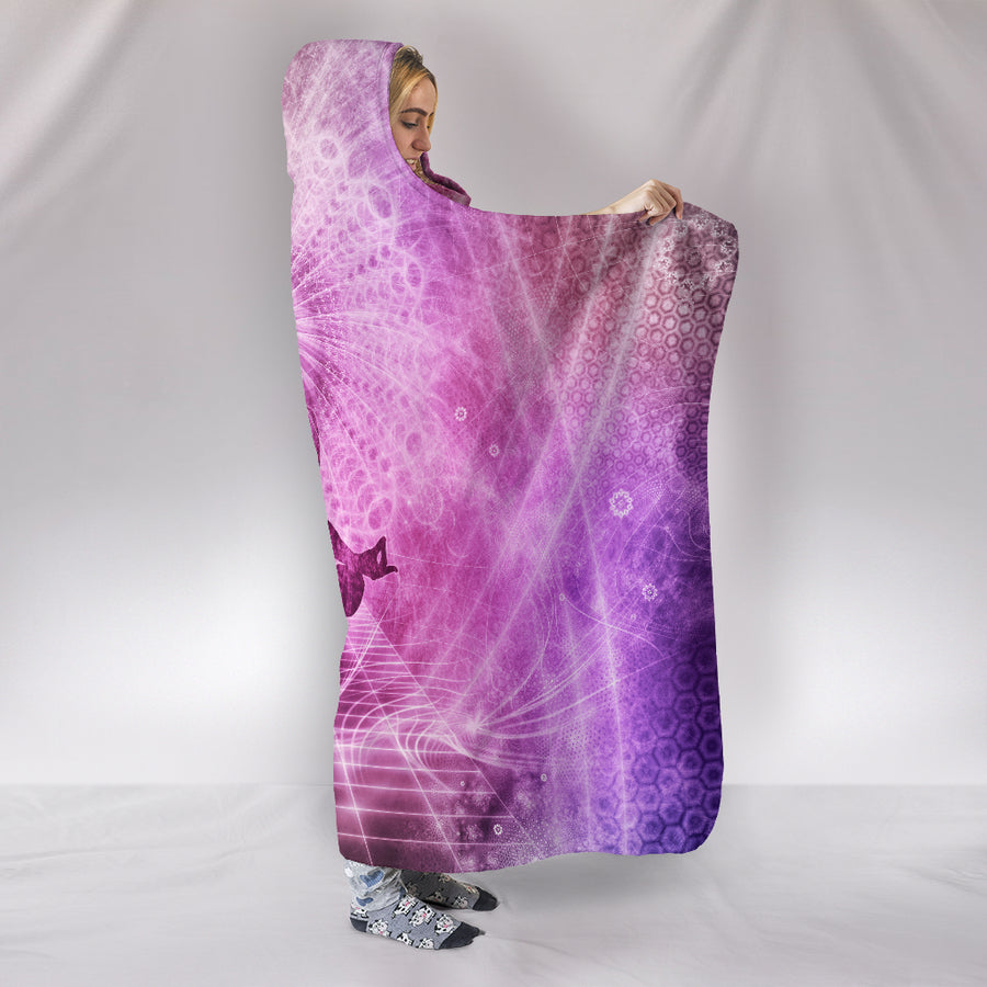 Meditation Hooded Blanket