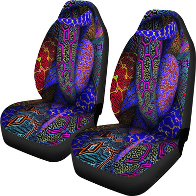 Entwined Car Seat Covers