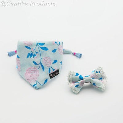 Hair Clip And Bow
