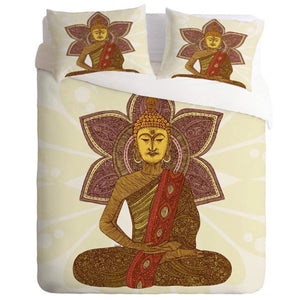 Mandala Beach Blanket - Buddha Bed Cover