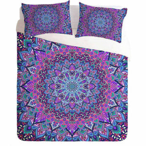 Mandala Beach Blanket - Mandala Bed Cover