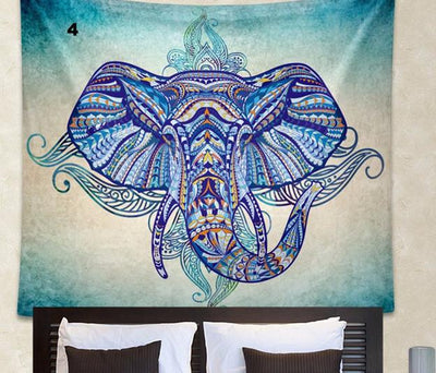 Mandala Beach Blanket - New Limited Edition Mandala Elephant Blanket