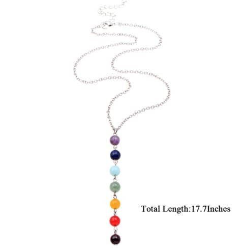 Misc - Chakra Bracelet And Necklace Set