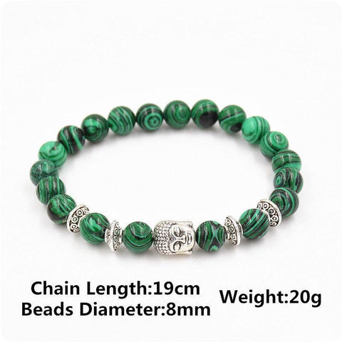 New Green Buddha Bracelet 70% OFF On Black Friday