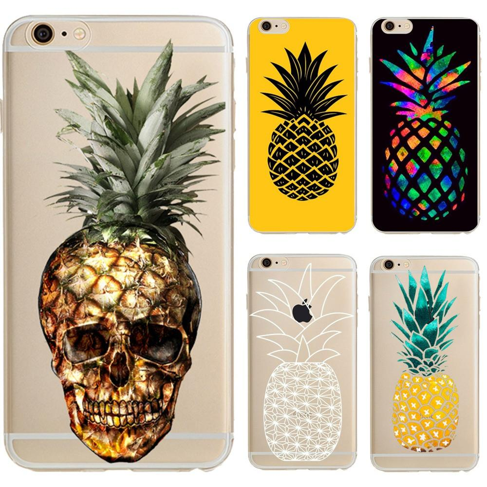 separation shoes 3063b 8ed39 Pineapple Phone Cases - iPhone 5, iPhone 6 & 6 Plus, iPhone 7 & Plus