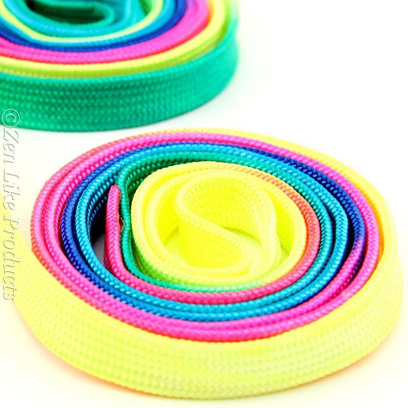 Rainbow Collar Leash