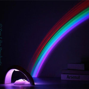 Rainbow Light Lamp