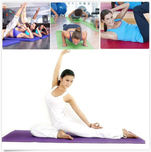 Yoga Products - Heavy Duty Yoga Mat (Waterproof)