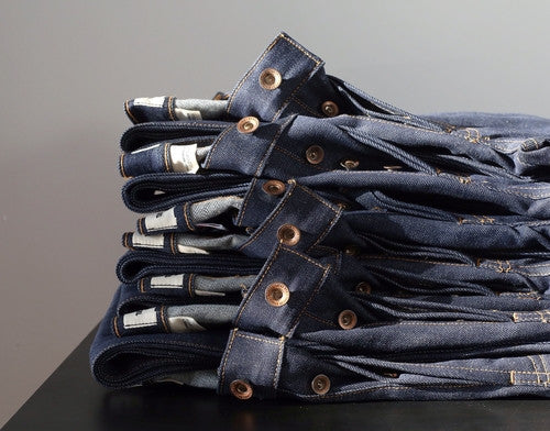 Here's How To Make Your Raw Denim Last Forever