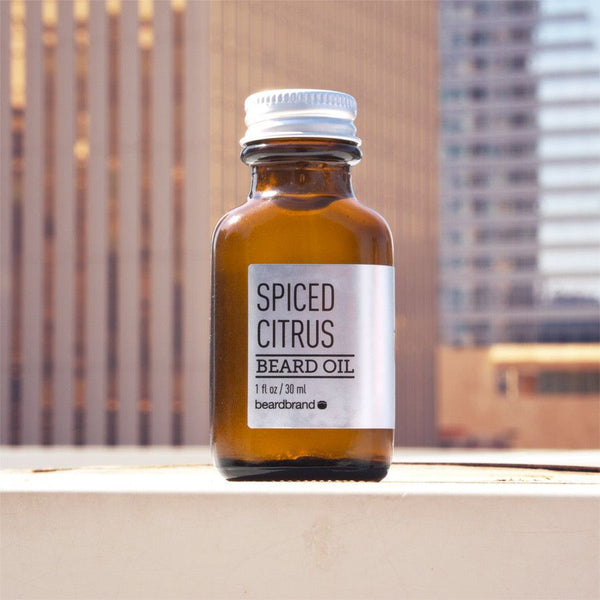 Beard Oil | Spiced Citrus