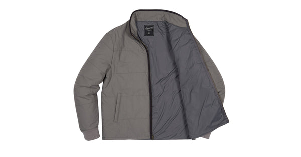 Nylon Jacket | Grey