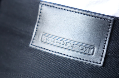 Black Raw Selvage Denim | Gustave