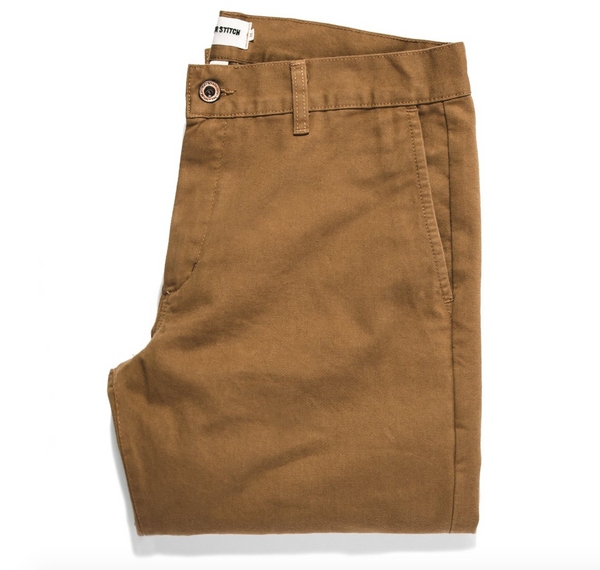 Slim Chino | British Khaki