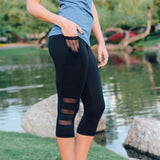 Women's Sports leggings with pockets
