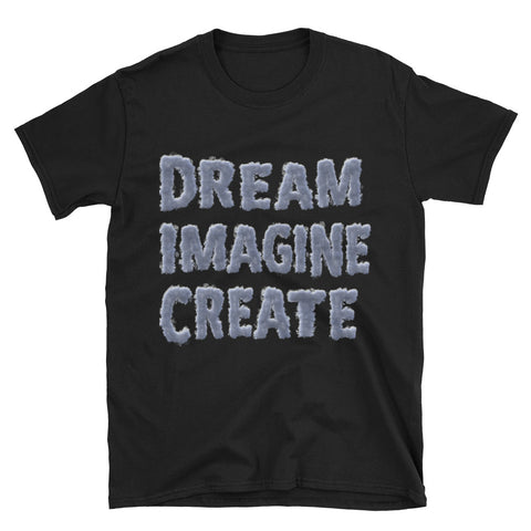 Dream Imagine Create Clouds Tee