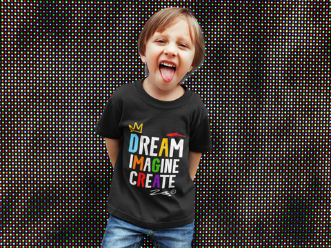 Dream Crown Kids Tee