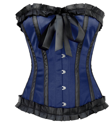 The Chloe Burlesque Corset