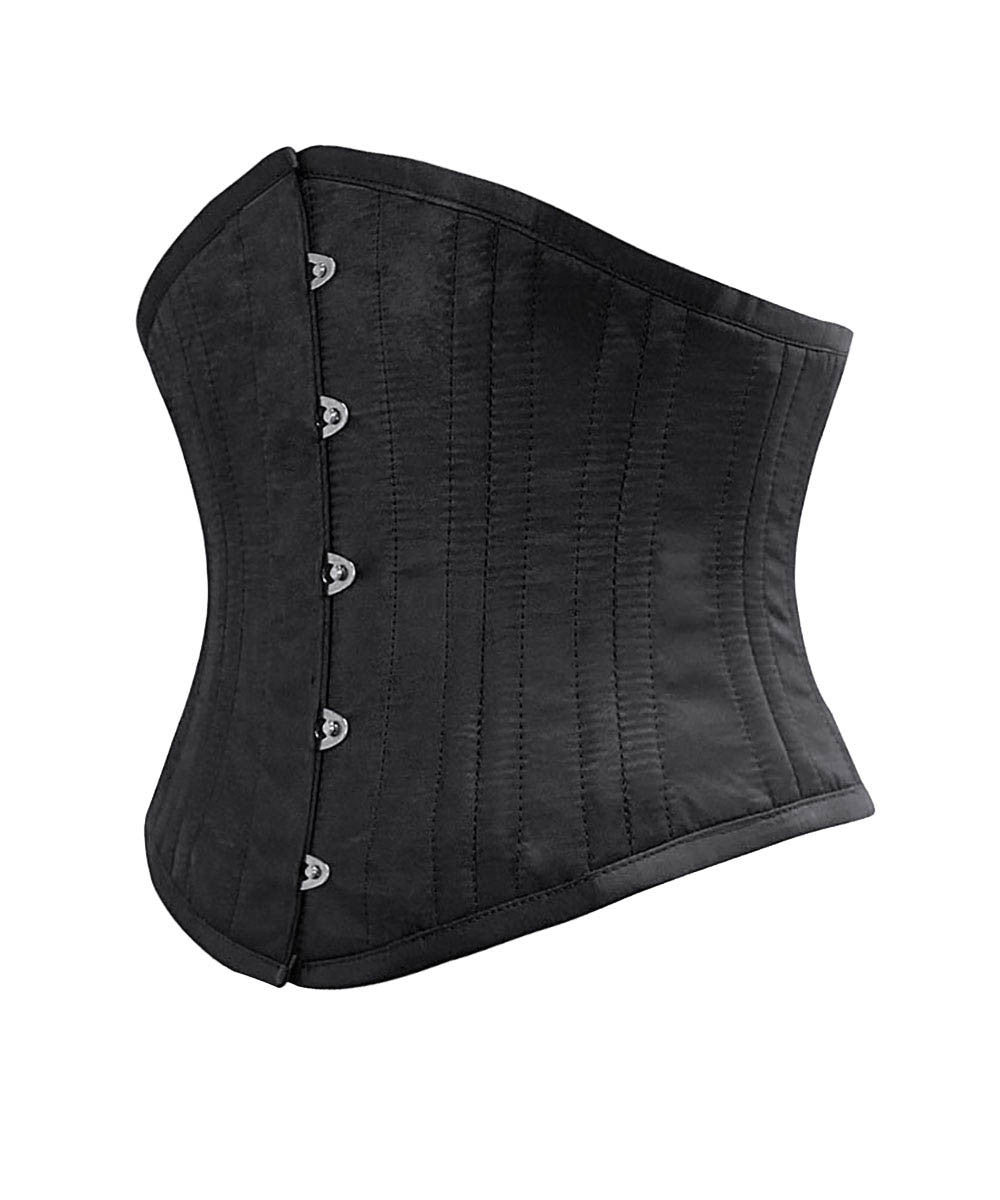 Ilsa Black Waist Training Corset