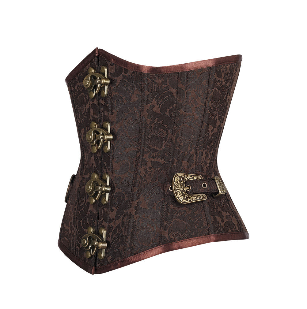Darrian Steampunk Custom Made Corset