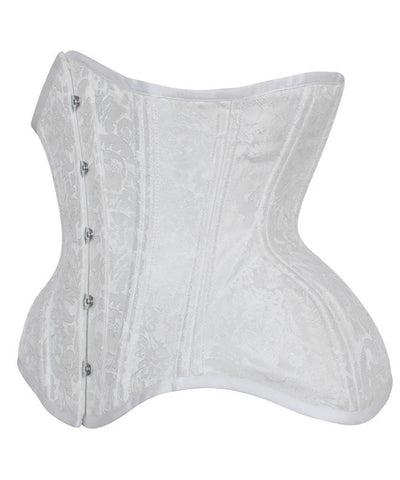 Kalynn New Curvy Waist Training Corset in Brocade