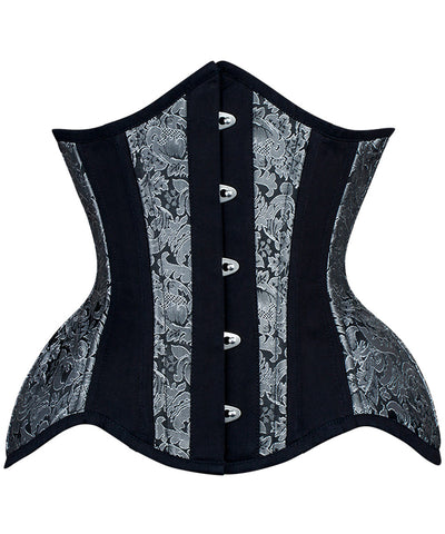 Fiorello New Curvy Waist Training Corset in Brocade