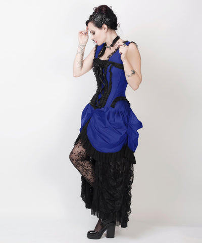 Akane Blue Victorian Inspired Custom Made Dress