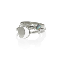 Waxing Moon Ring