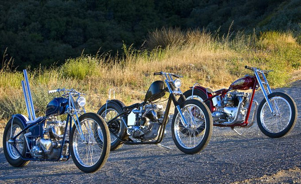 triumph bobber photos