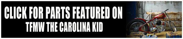 Parts used on TFMW The Carolina Kid