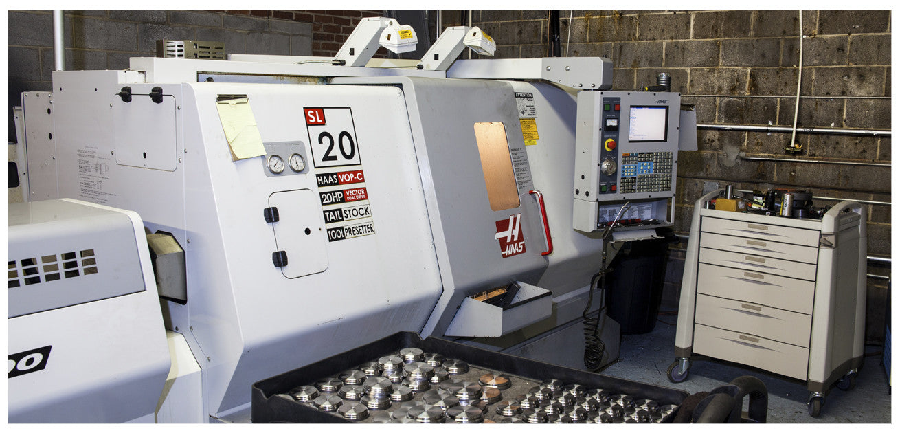 TFMW CNC Machine Shop
