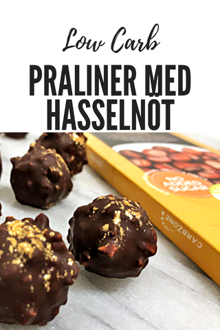 Low Carb chokladpraliner