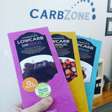 Low Carb® Mjölkchoklad 100g | Low Carb® Milk Chocolate (100g)-CarbZone
