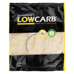 Low Carb® - Tortilla Large (6x65g)-CarbZone
