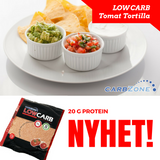 Low Carb® - Tomato Tortilla - CarbZone - 4