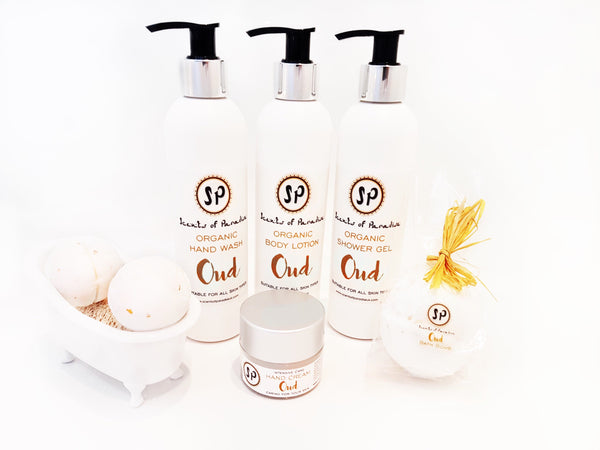 Oud Bath & Body
