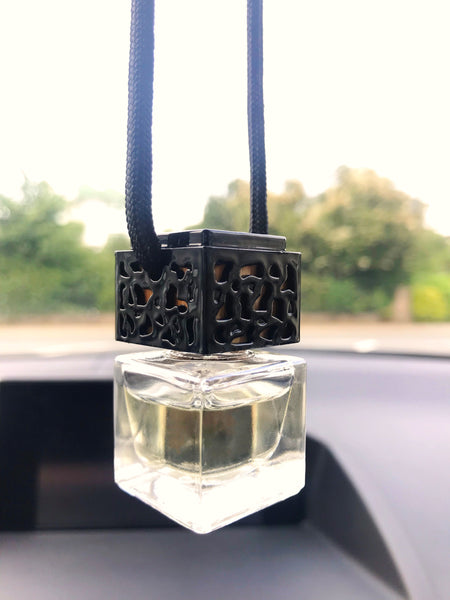 Car Fragrance Diffuser - Amber Oud
