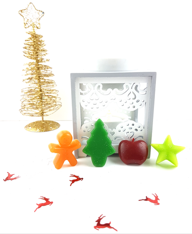 Christmas Wax Melts Gift Pack