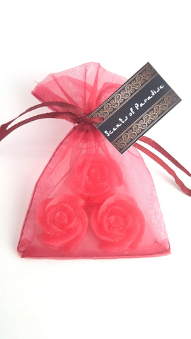 Wax Melts Organza Pouch