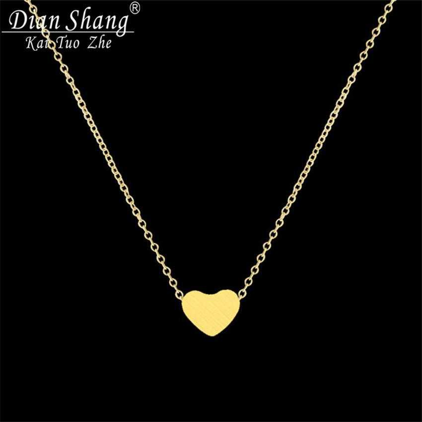 Girl Necklace-Necklace-Kirijewels.com-18K Gold Plated-Kirijewels.com