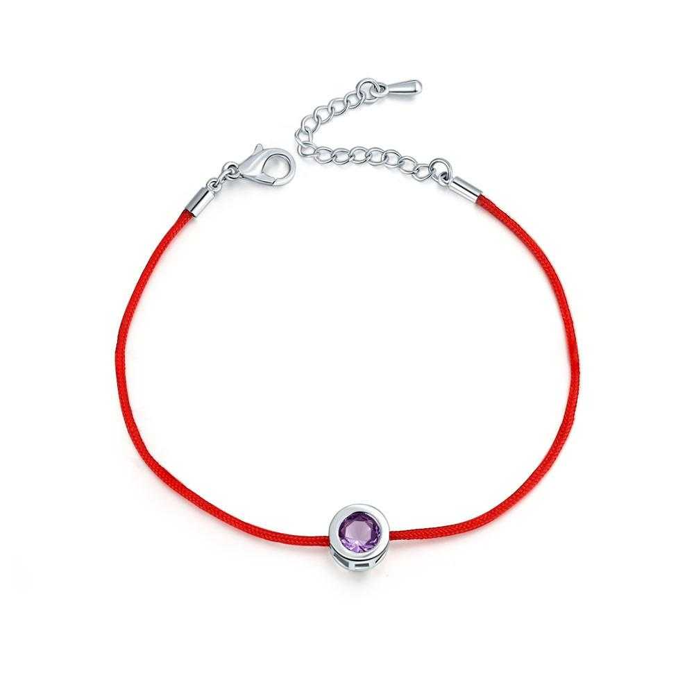 Free Lobster Clasp Red Thread Bracelet-Charm Bracelets-Kirijewels.com-9-Kirijewels.com