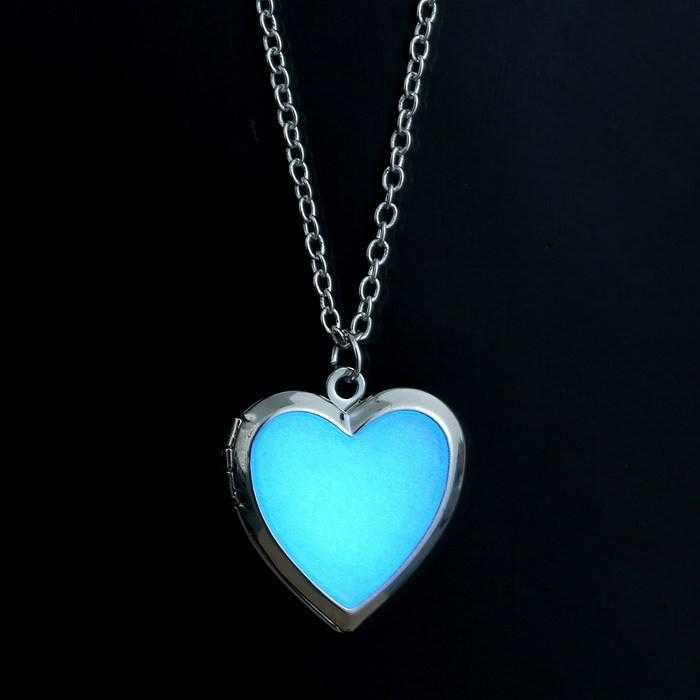 Glow In The Dark Necklace-Necklace-Kirijewels.com-Blue-Kirijewels.com
