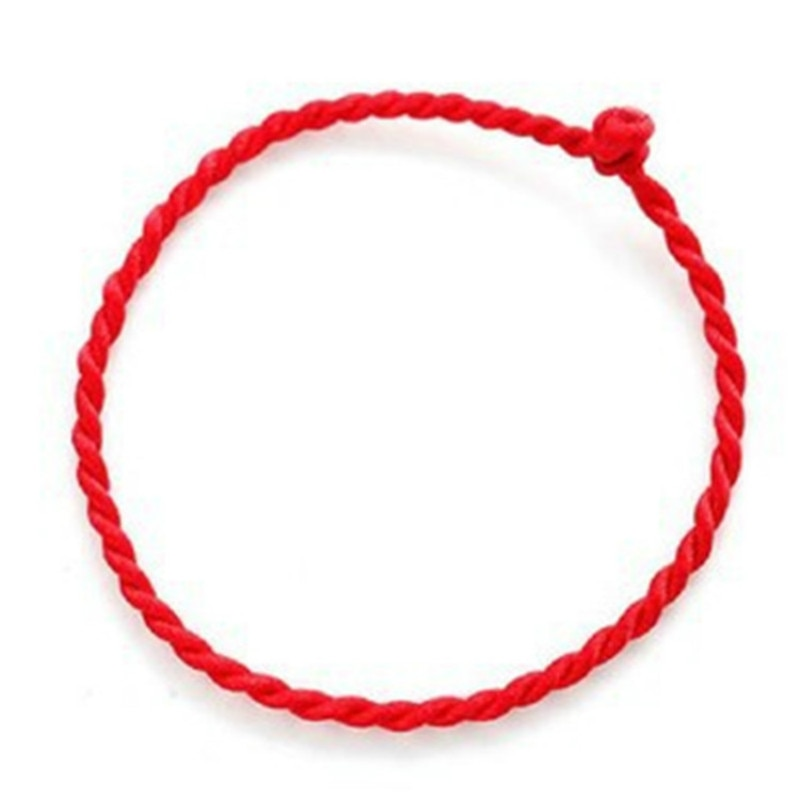 Red Rope Lucky Bracelet