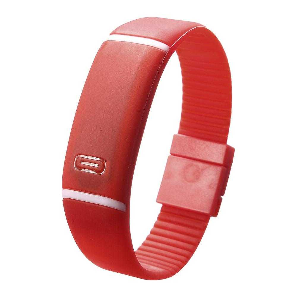 Sports Children Digital Wristwatch-Women's Watches-Kirijewels.com-red-Kirijewels.com