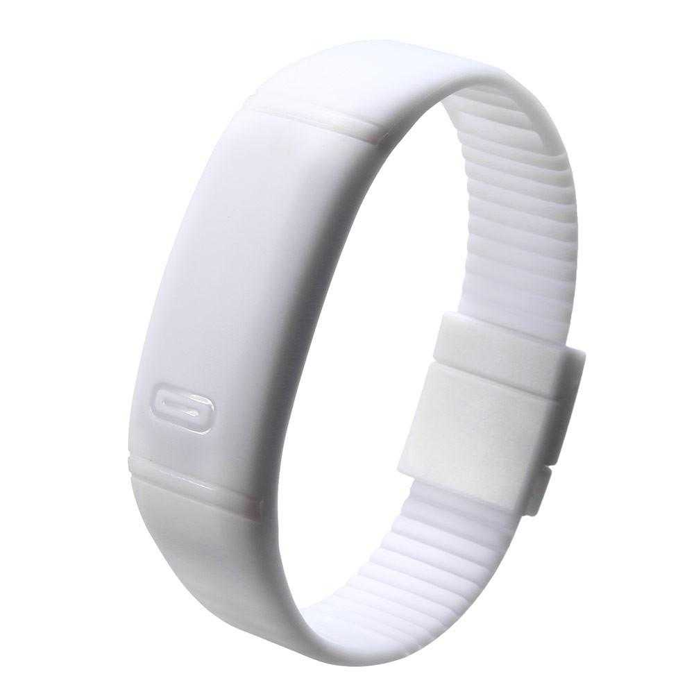 Sports Children Digital Wristwatch-Women's Watches-Kirijewels.com-white-Kirijewels.com