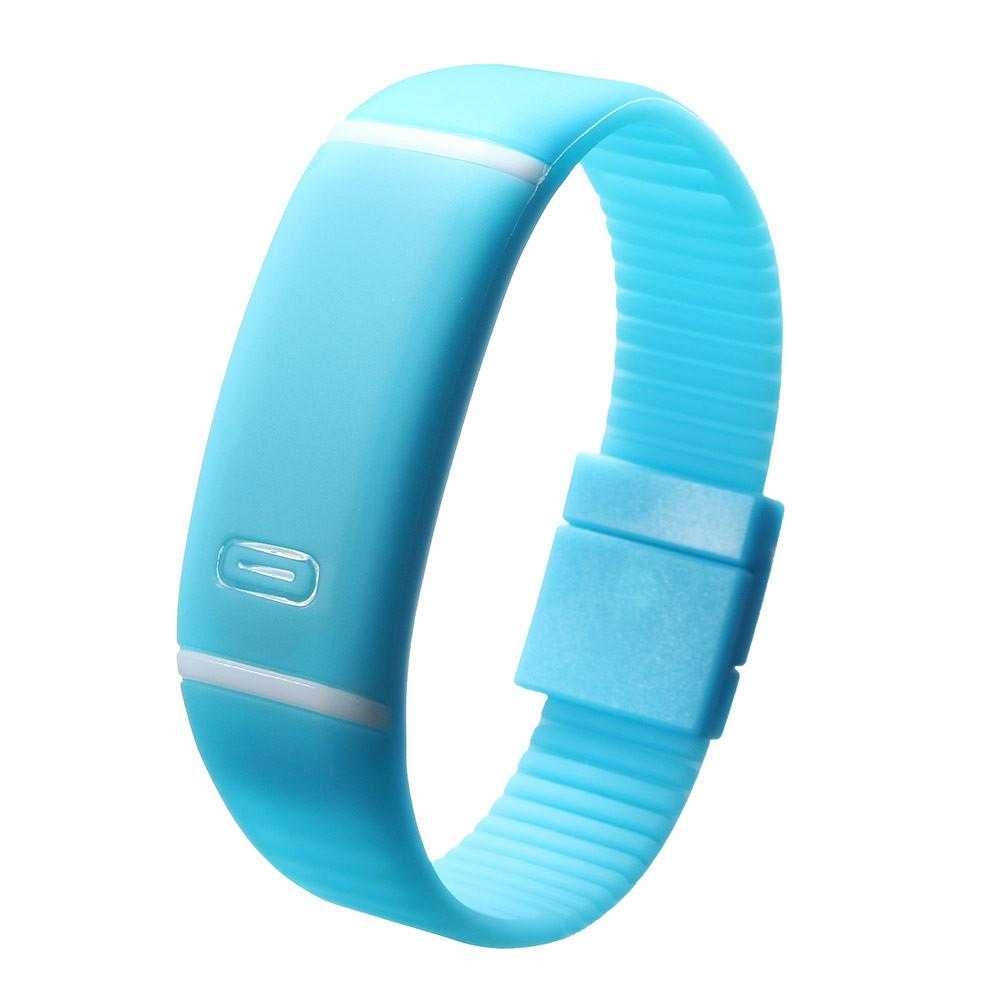 Sports Children Digital Wristwatch-Women's Watches-Kirijewels.com-skyblue-Kirijewels.com