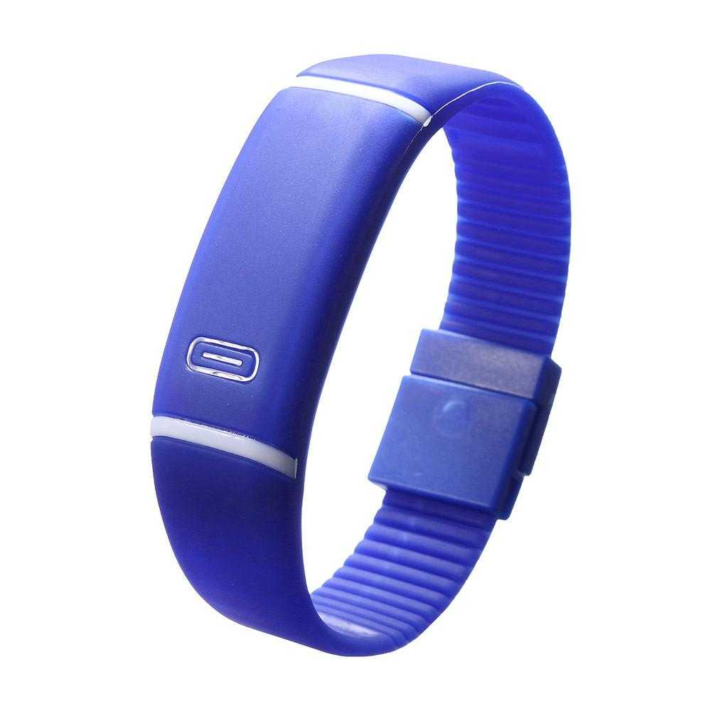 Sports Children Digital Wristwatch-Women's Watches-Kirijewels.com-blue-Kirijewels.com