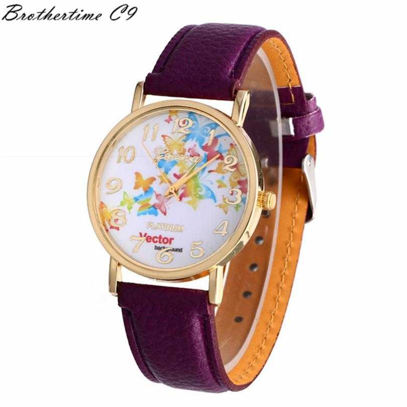 Free Vector Butterfly Watch-Watch-Kirijewels.com-Purple-Kirijewels.com