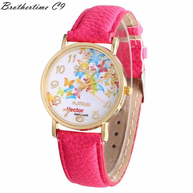 Free Vector Butterfly Watch-Watch-Kirijewels.com-Rose-Kirijewels.com