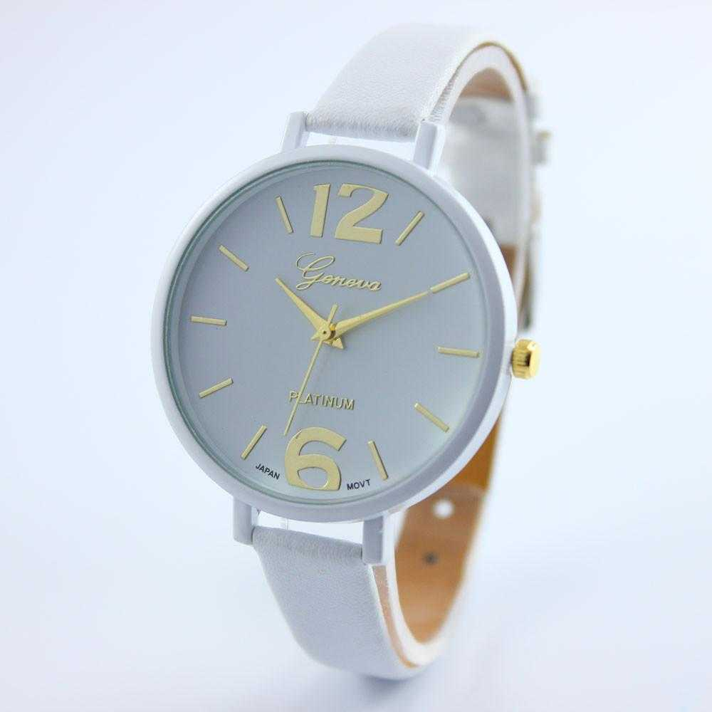 Free New Fashion Geneva Leather WristWatch-Watch-Kirijewels.com-as show 5-Kirijewels.com