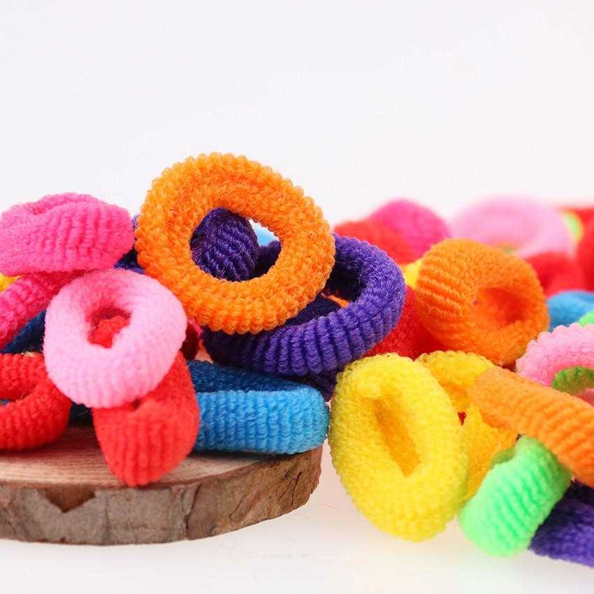Free Colorful Child Hair Holders-Hair Accessories-Kirijewels.com-Kirijewels.com